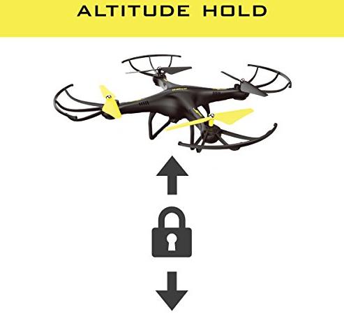 ドローン初心者講座 Alutitude Hold とは?