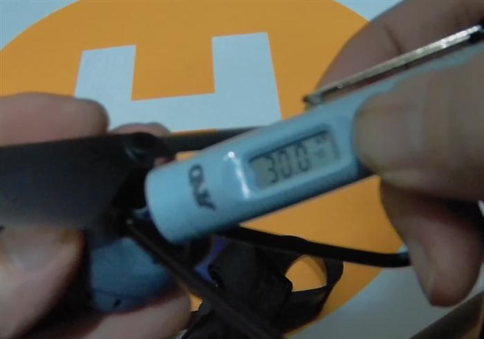モーター温度