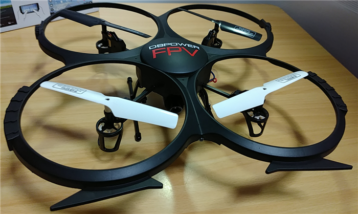 U818A HD FPV UPGRADE 形