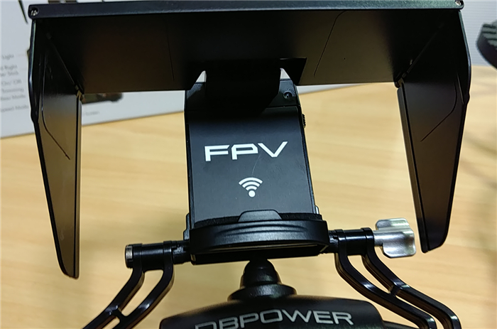 U818A HD FPV UPGRADE 日差し