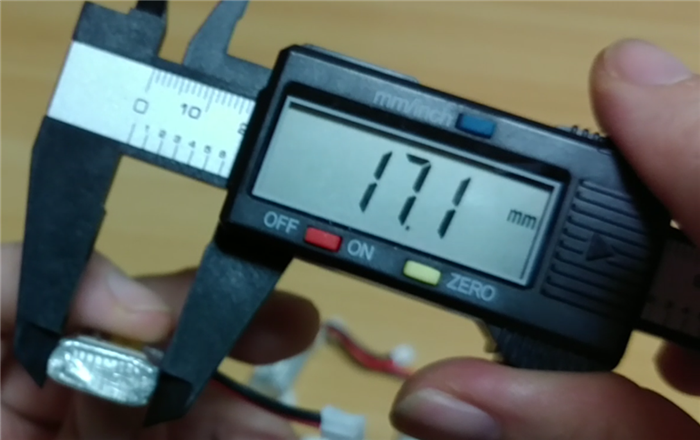 バッテリーサイズ 幅
