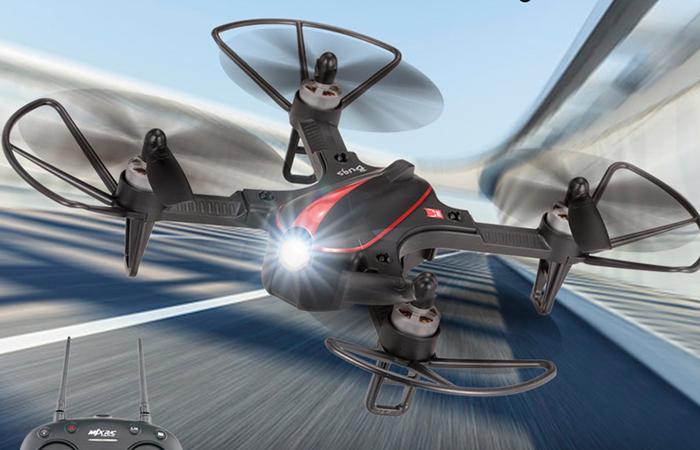 MJX Bugs3mini アクロ飛行可能なスポーティトイドローン