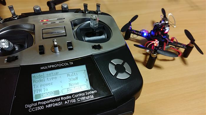 JUMPER T8SG Multi-protocol レビュー 安くて高性能プロポ
