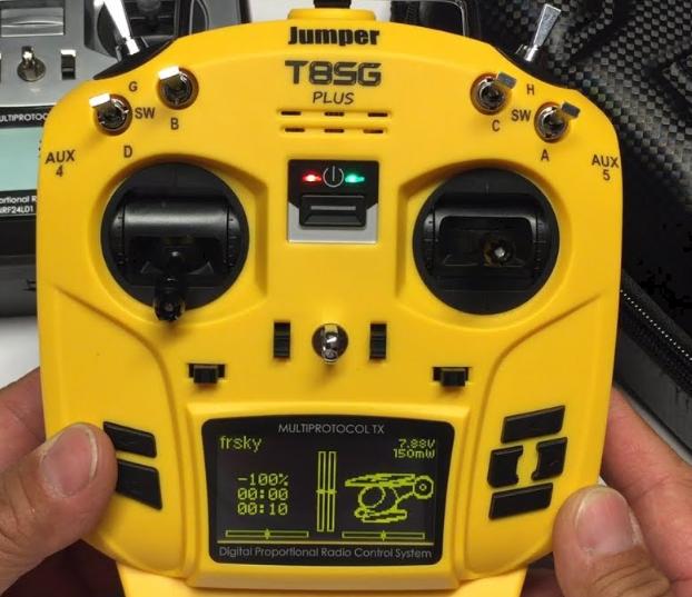 Jumper T8SG V2 0 Plusという万能プロポ | ドローンマニアックス