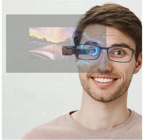 JJRC FPV 003 超絶欲しい!眼鏡につけるスカウター型FPVモニター