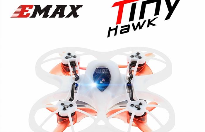 EMAX Tinyhawkセットが気になりすぎて・・