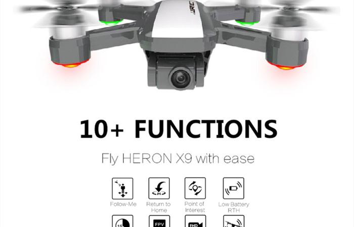 JJRC X9 Heron こいつはSPARKキラー?