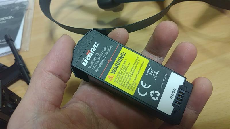 U818A バッテリー
